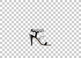 新娘卡通,高跟鞋,新娘鞋,黑白相间,碱性泵,鞋类,鞋子,蜜月,剪影,