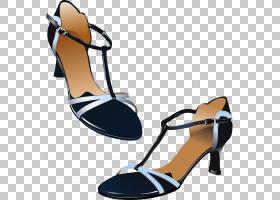 女性卡通,高跟鞋,碱性泵,电蓝,手提包,庭院鞋,服装,女人,鞋类,凉