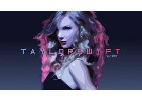 音乐,泰勒,迅速的,歌手,名人,肖像,艺术品,壁纸,