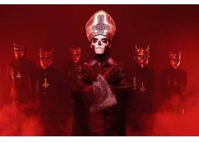 音乐,幽灵,公元前,带,(音乐),瑞典,沉重的,金属,红色,壁纸,