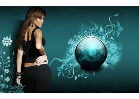 音乐,蕾哈娜,歌手,壁纸,(84)