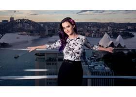 音乐,凯蒂,梨酒,歌手,妇女,黑发女人,蓝色,眼睛,歌手,悉尼,悉尼,