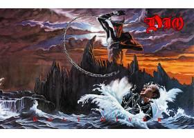 音乐,Dio,带,(音乐),沉重的,金属,困难的,岩石,唱片,涉及,壁纸,(2