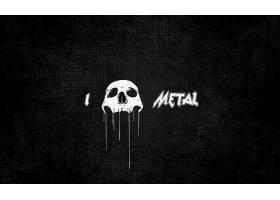 音乐,沉重的,金属,壁纸,(18)