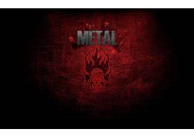 音乐,沉重的,金属,壁纸,(8)