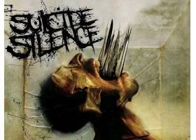 音乐,沉默,带,(音乐),沉重的,金属,困难的,岩石,死亡核心,壁纸,