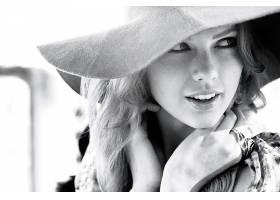 音乐,泰勒,迅速的,歌手,黑色,白色,脸,帽子,微笑,壁纸,