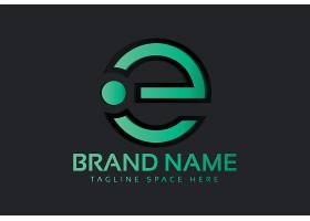 互联网商务企业公司LOGO商标图标设计