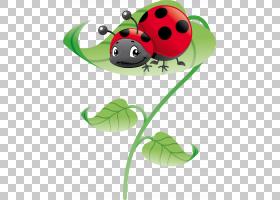 表情符号贴纸,传粉者,种,技术,甲虫,昆虫,装饰,表情符号,婴儿,叶,