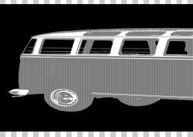 古董车背景,黑白相间,车辆,面包车,桑巴舞,小型巴士,经典轿车,家