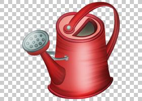 水上卡通,洒水壶,硬件,红色,水,罐,理念,茶壶,瓢虫,水壶,电热水壶