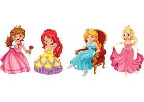 创意童话公主插画设计