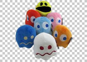 吃豆人背景,纺织品,材料,毛绒玩具,纳姆科,电子游戏,玩具娃娃,愤图片