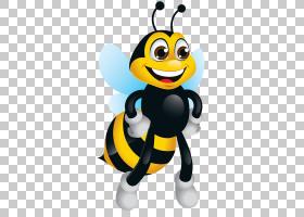 蜜蜂背景,传粉者,技术,动画片,黄色,蜜蜂亚科,绘图,蜂箱,蜂王,昆