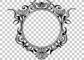 黑白花,黑白相间,线路,圆,椭圆形,视觉艺术,面积,鲜花,线条艺术,