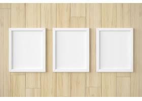 画廊展示效果图