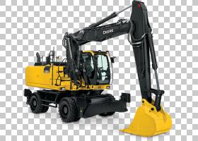挖掘机png (38)