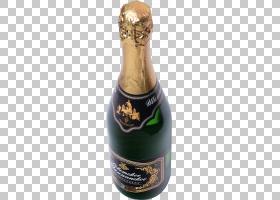 香槟酒png (38)