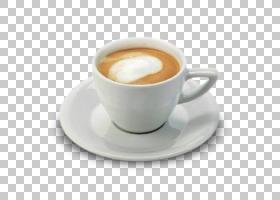 热奶咖啡png (38)