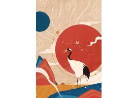 中国古代神话传说插画