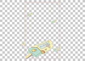 动漫冰棒边框免抠PNG元素
