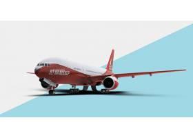 飞机车贴效果图