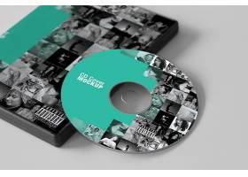 光盘包装样机