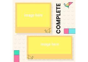 创意简洁个性英文商品促销通用模板
