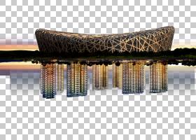 桌面卡通,家具,表格,北京,旅游景点,架构,体育场,北京国家体育场,