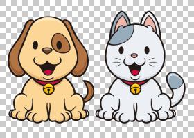 猫狗卡通,小狗,早恋,爪子,CatDog,猫狗,动画片,宠物,小猫,狗,猫,图片