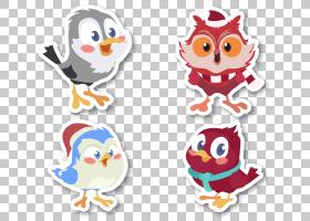 猫头鹰卡通,喙,免费赠送,眼睛,绘图,贴纸,动画片,鸟,猫头鹰,