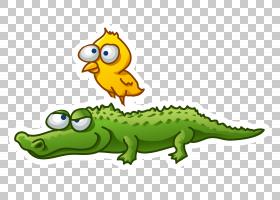 绿草背景,草,鳄鱼,爬行动物,鳄鱼,草类地理信息系统,绘图,动画片,