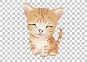 狗狗卡通,猫狗,剪影,宠物,爪子,可爱,动画片,绘图,小猫,猫,