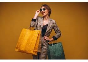 休闲购物逛街女性