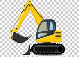 毛毛虫卡通,工具,线路,建筑设备,技术,车辆,黄色,水力机械,平地机