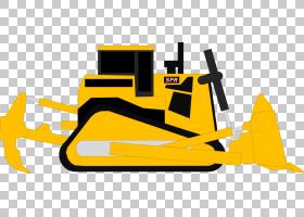 毛毛虫卡通,符号,角度,车辆,技术,线路,黄色,徽标,施工,挖掘机,重