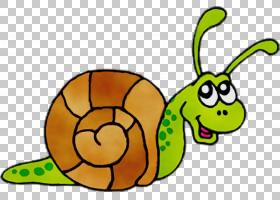 绿叶背景,毛毛虫,野生动物,动物形象,飞蛾和蝴蝶,叶,昆虫,黄色,蜗