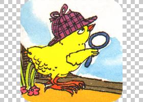 青蛙卡通,鸟,黄色,神秘,动画片,性格,绘图,青蛙,喙,