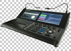 猪卡通,混音器,音频,音响设备,电子乐器,乐器配件,电子仪器,调音