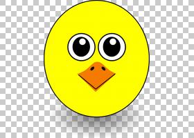 笑脸背景,幸福,圆,微笑,喙,黄色,笑脸,表情符号,绘图,脸,线条艺术