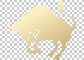 占星符号黄色,骆驼般的哺乳动物,野生动物,动画片,尾巴,鼻部,剪影