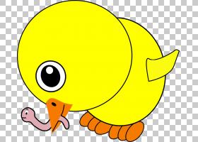 鸟线艺术,鱼,水鸟,面积,鸭子、鹅和天鹅,线路,黄色,喙,动物,蚯蚓,