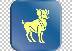 猫狗卡通,骆驼般的哺乳动物,山羊,牲畜,尾巴,羊,喇叭,动画片,黄色