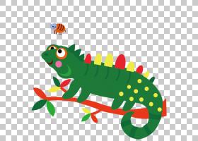 绿色背景,青蛙,绿色,爬行动物,绘图,动画片,蜥蜴,变色龙,
