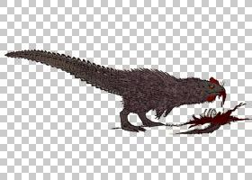 颅骨艺术,尾巴,喙,动物形象,金刚骷髅岛,蜥脚类,重新启动,野生动