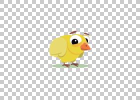 卡通鸟,鸭子、鹅和天鹅,机翼,喙,黄色,水鸟,绘图,动画片,鸡肉,鸟,