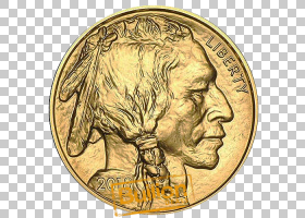 金币,金属,钱,货币,银牌,盎司,未流通的硬币,薄荷,布法罗镍,美国