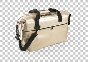 露营卡通,行李,米色,美国,冰,装饰商,袋子,喝,钓鱼,iGloo Quick C