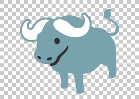 电子邮件表情符号,动画片,尾巴,鼻部,喇叭,动物形象,短信服务,电