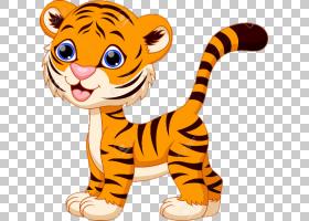 CAT绘图,彪马,猫,胡须,动物形象,尾巴,野生动物,绘图,动画片,老虎